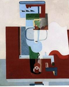 Le corbusier peinture