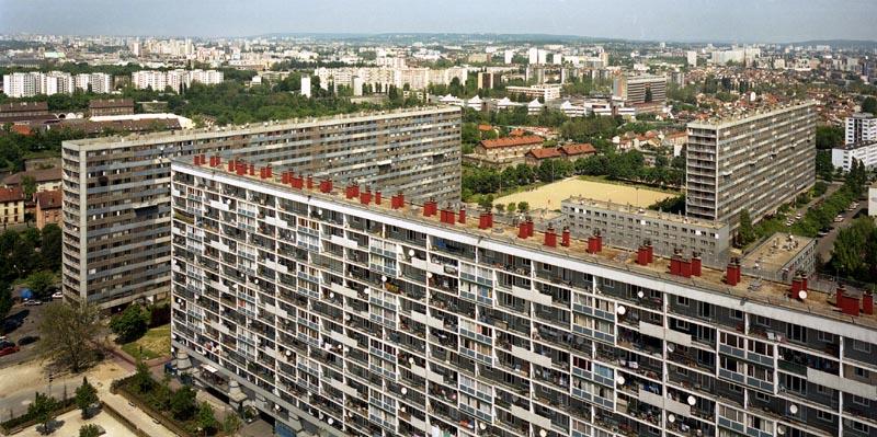 les 4000 à la Courneuve Portfolio Michel Derouault, Département