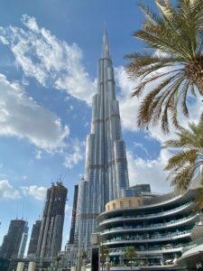 Burj Khalifa, tour de 828m de haut